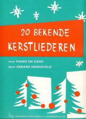 20 Bekende Kerstliederen
