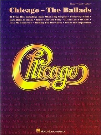 Chicago - The Ballads