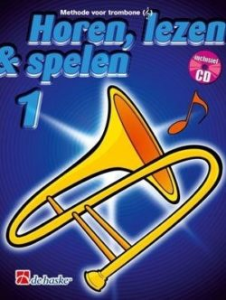 Horen Lezen & Spelen 1 Trombone G-sleutel