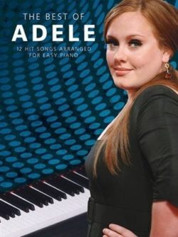 The Best of Adele ( Easy Piano )