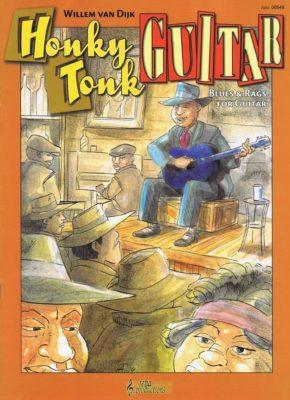 Honky Tonk Guitar (Blues & Rags)