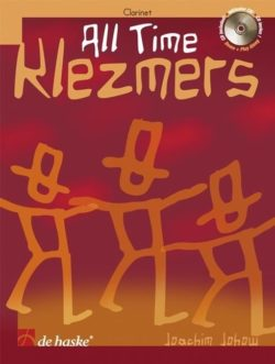 All Time Klezmers (+CD) Clarinet