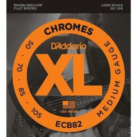 D'addario ECB82 Chromes