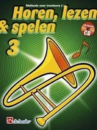 Horen Lezen & Spelen 3 Trombone BC