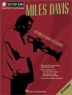 Jazz Play Along: Volume 2 - Miles Davis