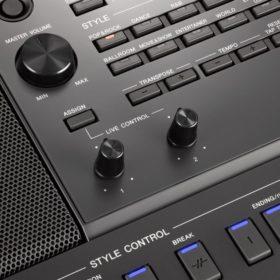 Yamaha PSR-SX700 --wordt verwacht September--