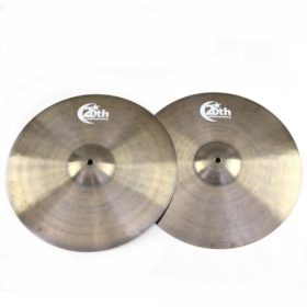 "Bosphorus 14"" 20th Anniversary Series Hihats"