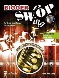 Bigger Swop - Tenor/Sopraansaxofoon (+CD)