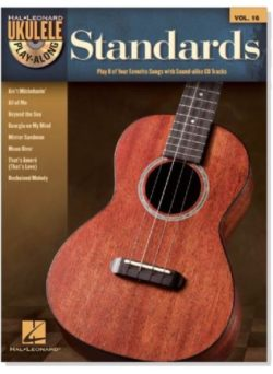 Ukulele Play-Along Vol. 16: Standards