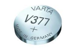 Varta V 377 SR66 Silver