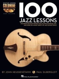 100 Jazz Lessons (+Audio Access)