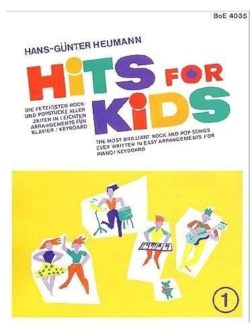 Hans-Günther Heumann; Hits For Kids, deel 1