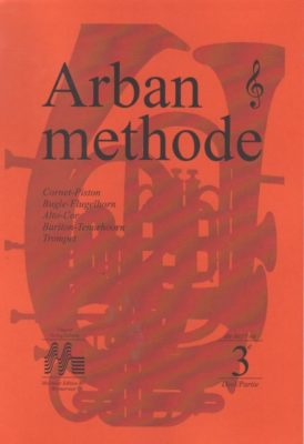 Arban Methode Trompet - Deel 3