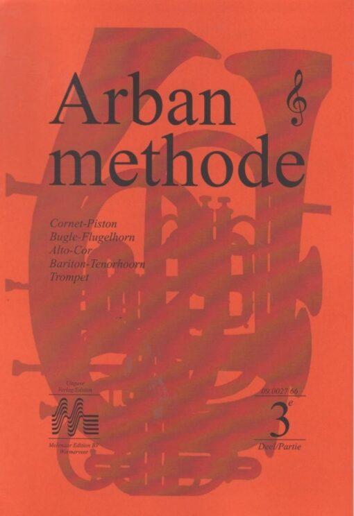Arban Methode Trompet - Deel 3