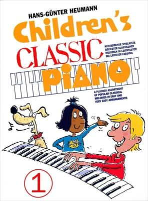 Children's Classic Piano, Deel 1