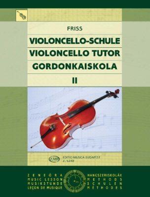 Friss; Violoncello-Schule II