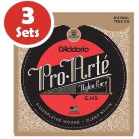 D'addario EJ45 3 Pack