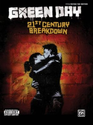 Green Day: 21st Century Breakdown (TAB)