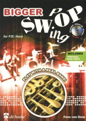 Bigger Swop - Horn (+CD)