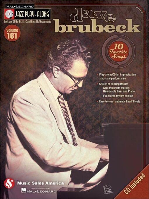 Jazz Play-Along: Volume 161 - Dave Brubeck