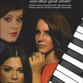 Play Piano With...Christina Perri, Lana Del Ray And Other Great Artists