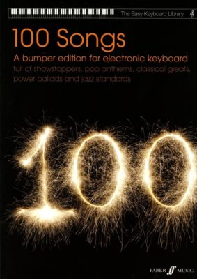 Easy Keyboard Library; 100 songs