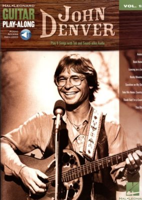 Guitar Play-Along Volume187; John Denver