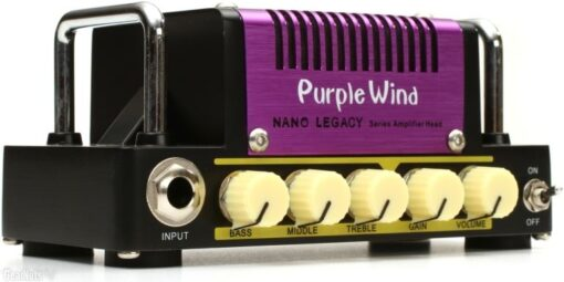 Hotone Nano Legacy Purple Wind Head