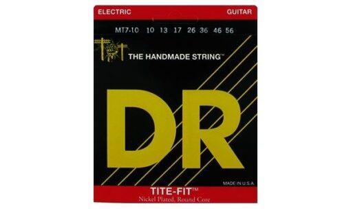 DR MT7-10 7 String Tite-Fit