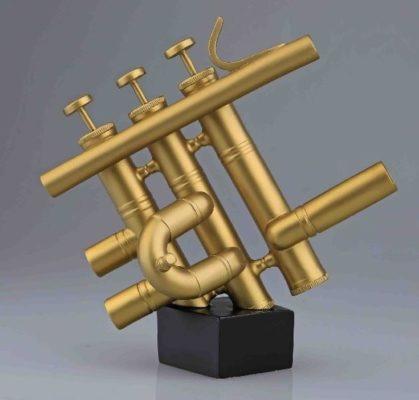 Trompet 4D Model G