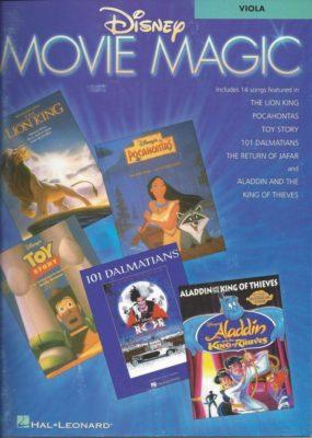 Disney Movie Magic - Viola
