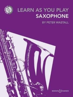 Learn As You Play - Saxophone