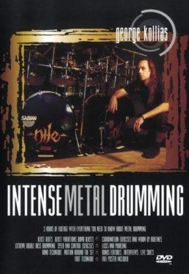 George Kollias; Intense Metal Drumming DVD