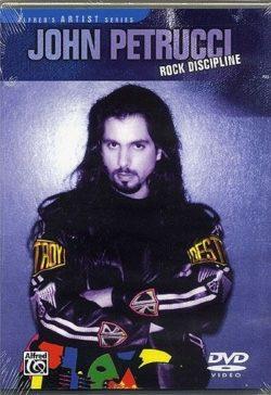 John Petrucci; Rock Discipline DVD