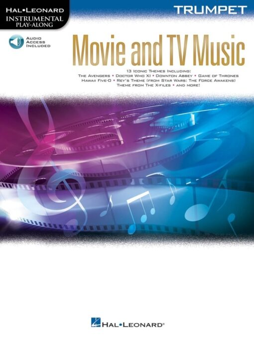 Movie and TV Music for Trumpet