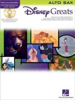 Disney Greats - Eb Alto Saxophone