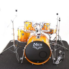 Mes Blazing Flame 5225T-274 Amber Fade