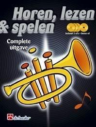 Horen Lezen & Spelen; Complete Uitgave - Trompet