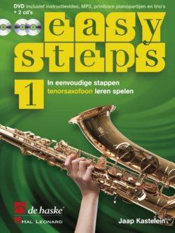 Easy Steps 1 Tenorsaxofoon