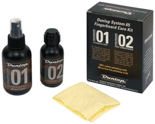 Dunlop 6502 Fingerboard Kit