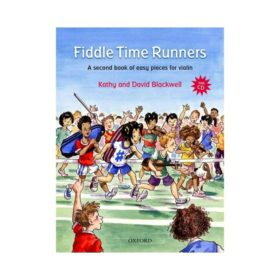 Fiddle Time Runners Book 2