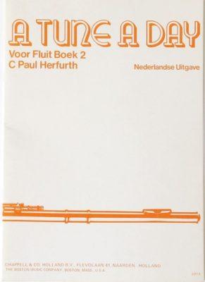 A Tune a Day - Voor Fluit Boek 2 (NL)