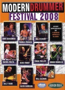 Modern Drummer Festival 2008 DVD