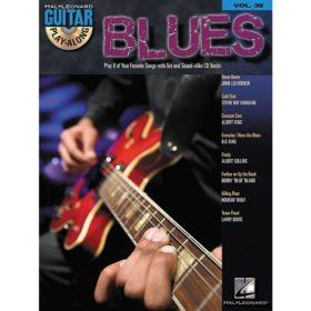 Guitar Play-Along Volume 38: BLUES