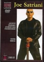 Joe Satriani; Styles & Technics