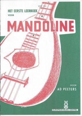 Het eerste Leerboek voor Mandoline