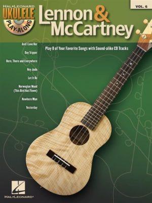 Ukulele Play-Along Volume 6: Lennon & McCartney