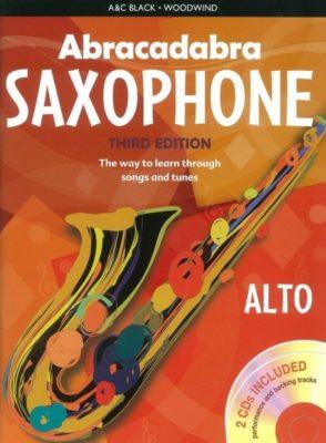 Abracadabra Saxophone (Third Edition) A&C Black