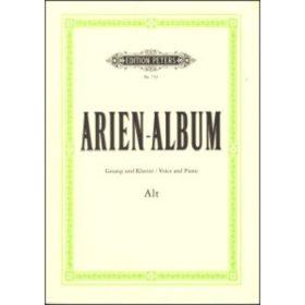 Arien Album - Alt