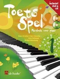 Toets & Spel 1 (incl. CD en DVD)